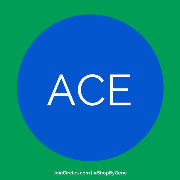 The #ACE #gene provides instructions for the regulation of #bloodpressure, the balance of fluids and #salts in the body. #KnowYourVariation