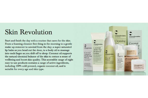 http://styleetcetera.net/join-coconut-revolution/ Join the Coconut Revolution, skin