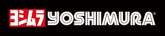 ヨシムラジャパン 黒背景ロゴ