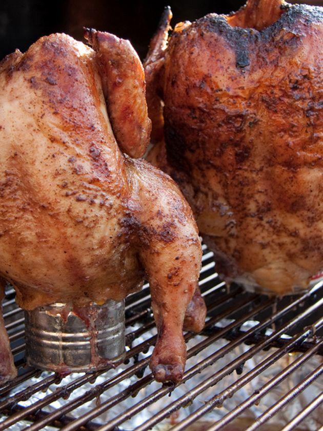 Beer Can Chicken ✓ Jetzt informieren ➤ WEBER GRILL Spezialist: Weststyle.de ✚ Beer Can Chicken