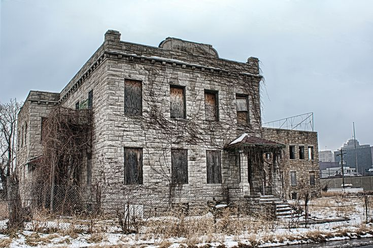 https://flic.kr/p/9b7hcD | Wheatley-Provident Hospital 2 | The outside of the abandoned Wheatly-Provident Hospital. A completely creeping buiding located close to the 18th & Vine Jazz district in Kansas City. Here is a brief desciption of the building's history by the Historic Kansas City Federation: Wheatley-Provident Hospital is the sole surviving hospital building in Kansas City that was established for and run by the African-American community during the period of 1902 to 1972. Dr. J...