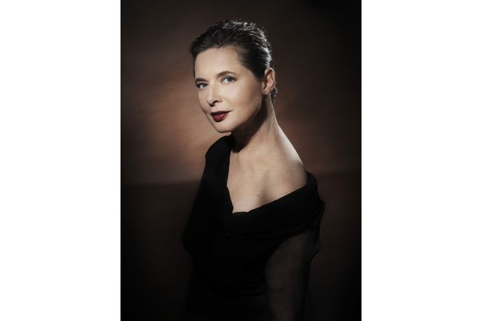 Marcello Bonfanti - Isabella Rossellini - Made in Italy promotional campaign for ICE NEW YORK
