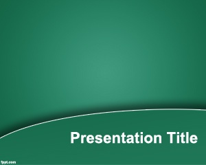 Performance PowerPoint Template is the name of this PPT template with a green background for effective PowerPoint presentations that you can use to decorate your presentation content by adding a green style and impress the audience