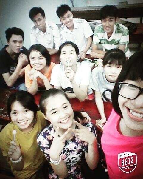 classmate, (me - the flower girl)