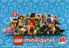8805-18: LEGO Minifigures Series 5 - Sealed Box