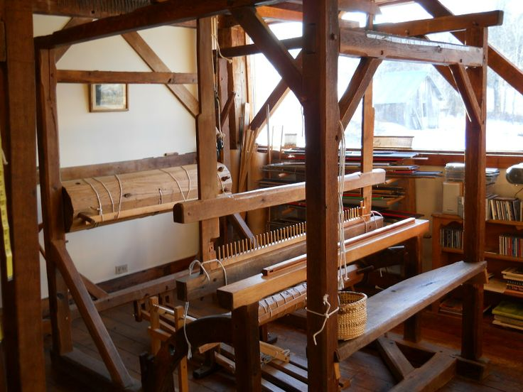 1000 Images About Barn Frame Looms On Pinterest Loom