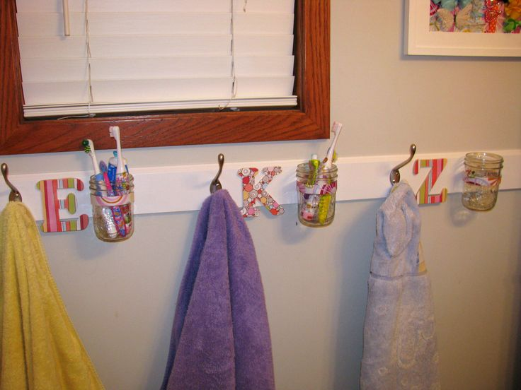 Kids Bathroom Organization, We Are Definitely Doing This! Part 84