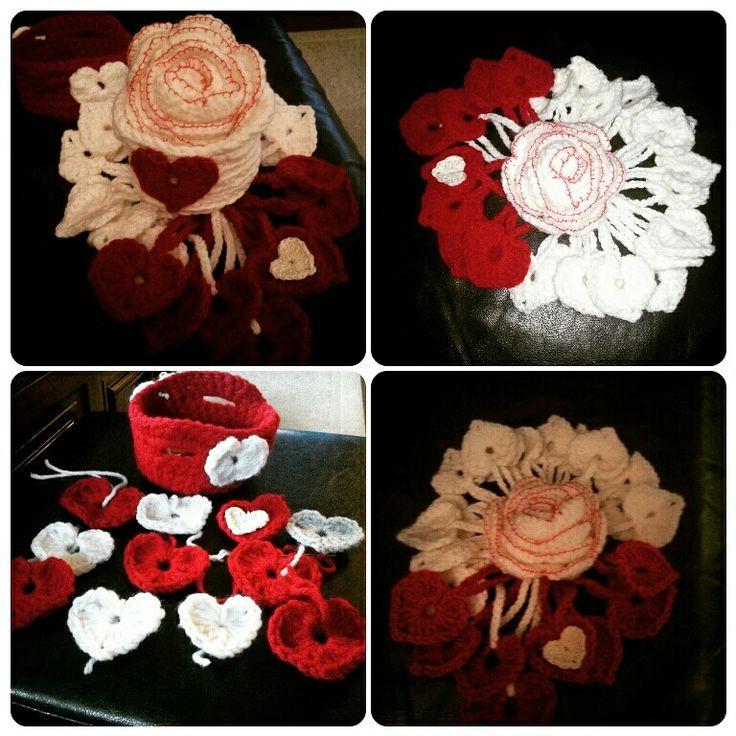 My Valentine's crochet