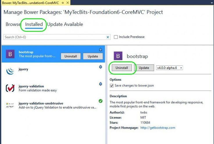 Zurb Foundation 6 with ASP.NET Core MVC – Step by Step @ http://www.mytecbits.com/microsoft/dot-net/zurb-foundation-6-with-asp-net-core-mvc