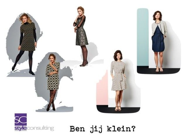 """Ben jij ook klein? Are you also petite?""Margriet Roorda-Faber. Style Consulting."