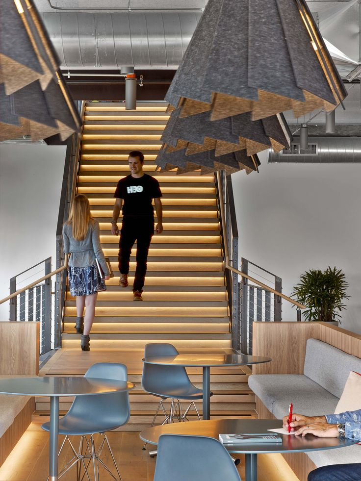 HBO Uses This Office Space In Seattle To Develop And Test Its Digital Interactive Products