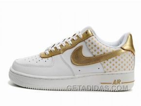 http://www.getadidas.com/soldes-grace-a-lachat-femme-nike-air-force-1-low-chaussures-blanche-gold-france-online.html SOLDES GRACE A L'ACHAT FEMME NIKE AIR FORCE 1 LOW CHAUSSURES BLANCHE/GOLD FRANCE ONLINE Only $71.94 , Free Shipping!