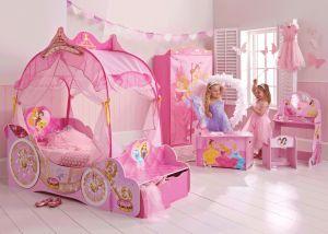 Sprookjesachtige prinsessen kinderkamer | Meisjeskamers