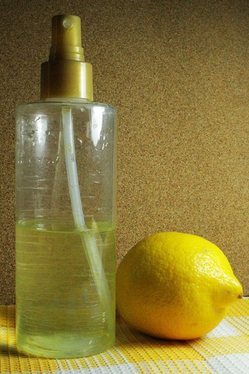 how to use lemon and honey to lighten hair