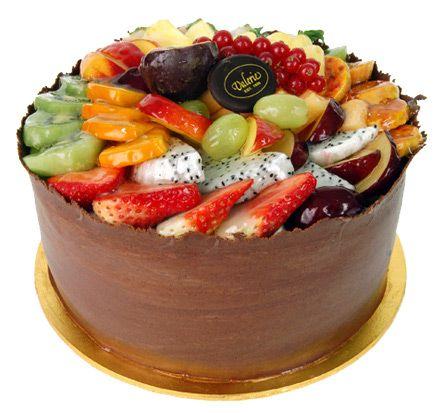 10 best fruit cakes images on Pinterest Cake ideas Fresh fruit