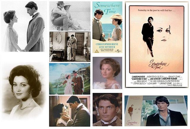 "Grand Hotel Somewhere in Time | Somewhere in Time"" movie images tribute 
