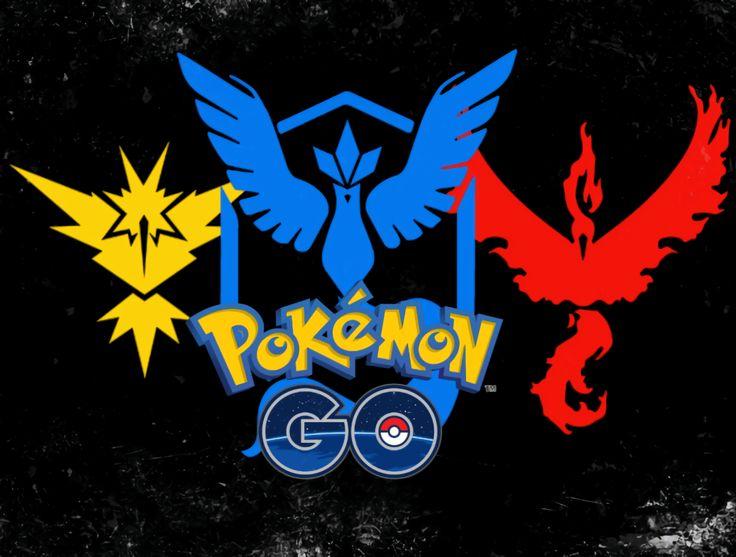 pokemon go background