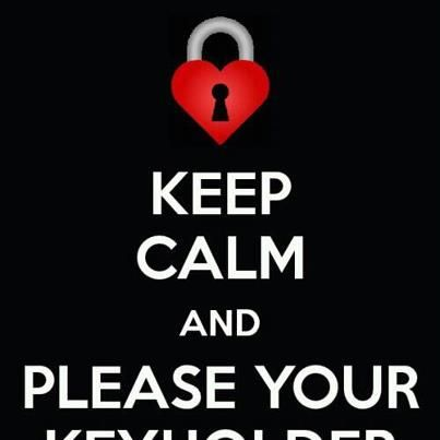 please your keyholder