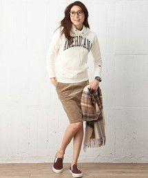 商品詳細 - AMERICANA パーカー / SHARE PARK LADIES(シェアパーク レディース)|オンワードグループ公式ファッション通販サイト|ONWARD