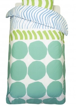 marimekko is great inspiration for one day making my own bed linen.