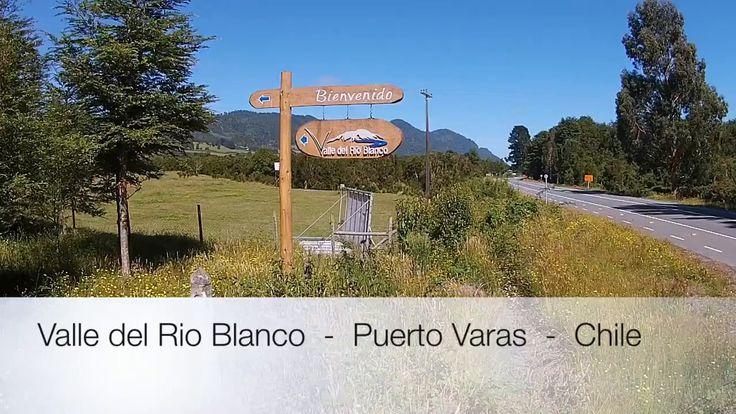 Parcelas Valle del Rio Blanco - Ensenada - Comuna de Puerto Varas