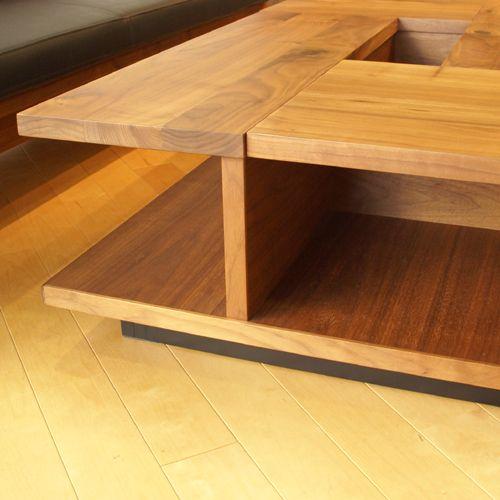 プロント リビングテーブル 正方形 PRONTO Living Table Square(5192)リビングテーブル | おしゃれ家具、インテリア通販のリグナ
