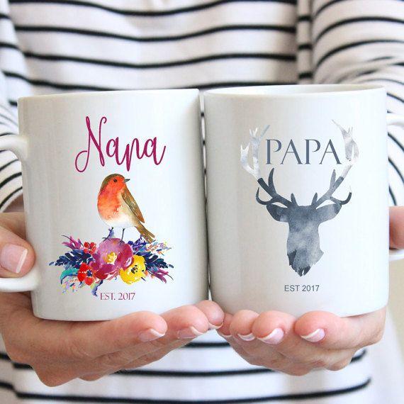 Best 25 Grandma mug ideas – Baby Announcement Gift Ideas