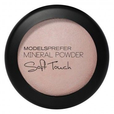 Models Prefer Soft Touch Mineral Powder 10 g