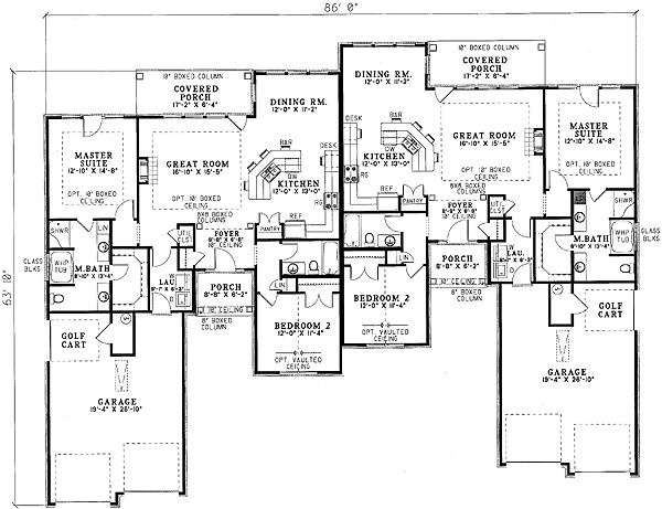 duplex house plans on pinterest duplex house duplex floor plans