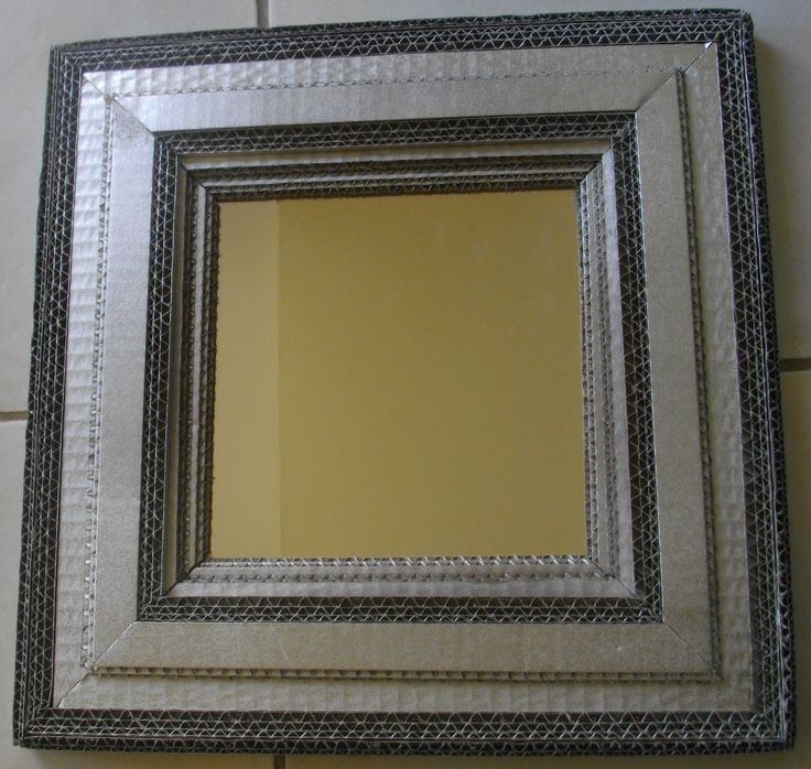 "Miroir ""Argent"" http://www.collection-carton.fr/product.php?id_product=78"