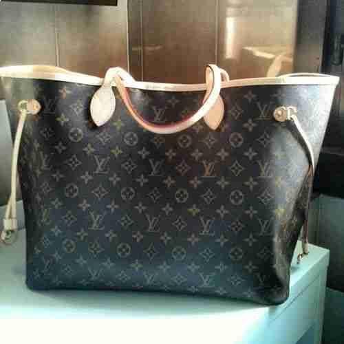 Brown/Beige Louis Vuitton Handbags Speedy #Louis #Vuitton #Handbags