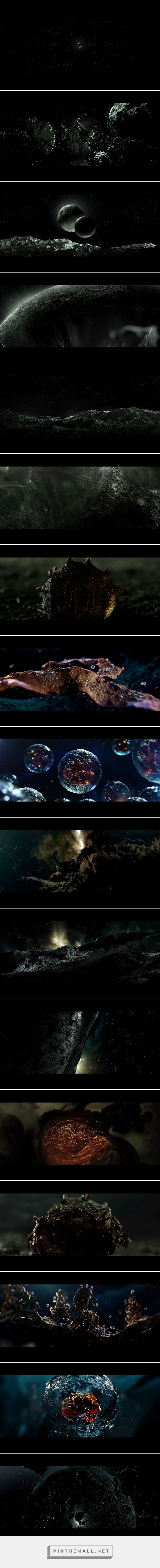 GENESIS on Behance... - a grouped images picture - Pin Them All