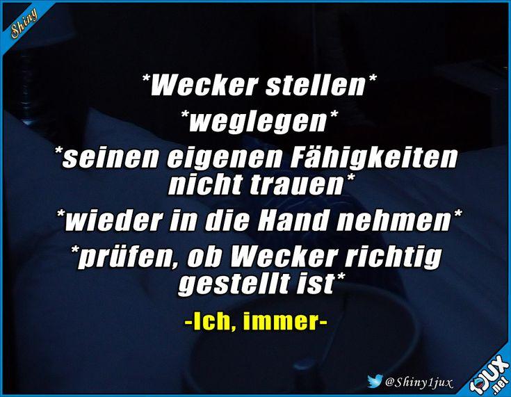 Auch sonst trau ich echt viel Vertrauen in mich. #Leben #typischdeutsch #deutsch #Sprüche #Memes