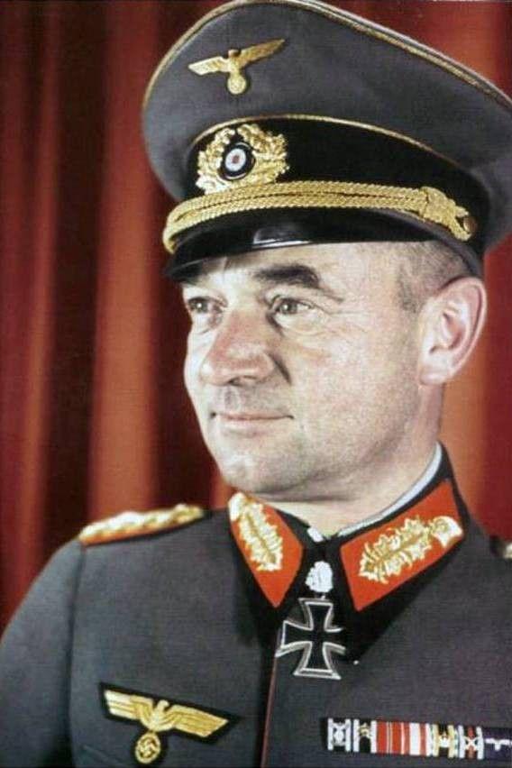 Generalleutnant Horst Großmann (1891-1972), Kommandeur 6. Infanterie Division, Ritterkreuz 23.08.1941, Eichenlaub (292) 04.09.1943