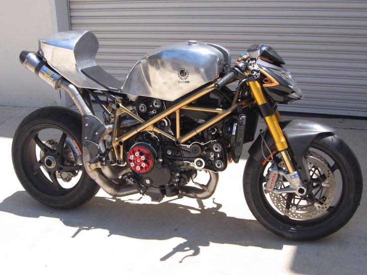 Ducati Streetfighter custom