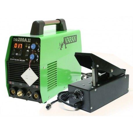 Poste à souder portatif TIG 200A II TIG MMA https://www.letsdiscount.fr/soudure-a-l-arc-mig-tig-plasma-decoupeur-/712-poste-a-souder-portatif-tig-200a-ii-tig-mma.html