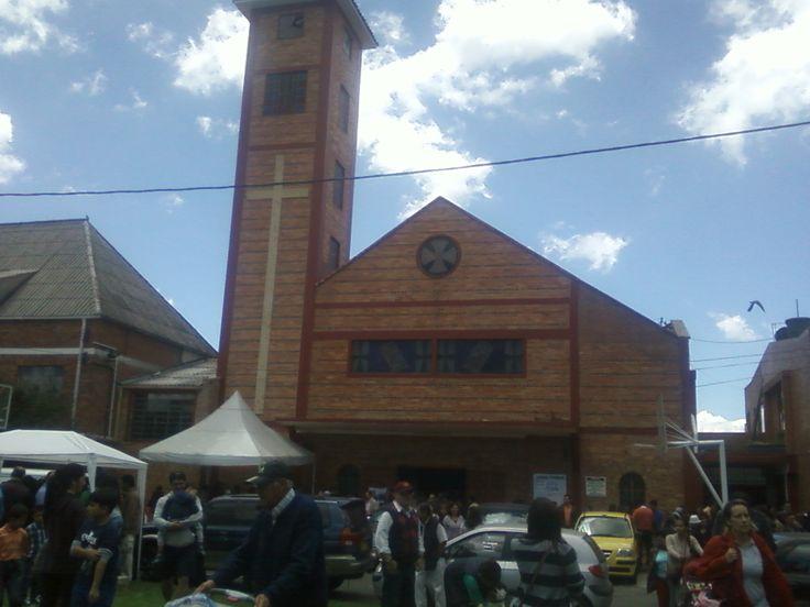 iglesia del barrio prado