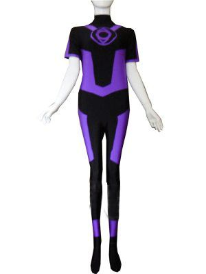 >> Click to Buy << Free Shipping Lantern Corps - Special Version Purple Lantern Short Sleeve Zentai Spandex Costume for Halloween #Affiliate