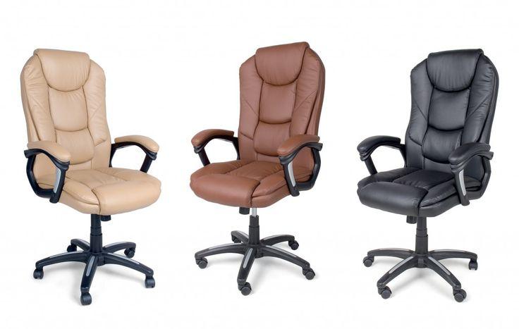 irodai székek, kényelmes kialakítással, többféle stílusban és színben