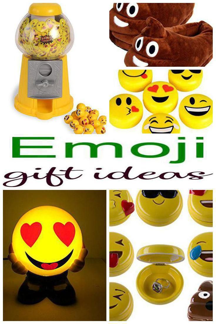 Emoji Gift Ideas Emoji Gifts Gifts Emoji