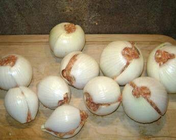Onion bombs