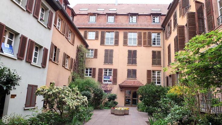 Appartement à louer à Colmar - Location vacances entre particuliers :