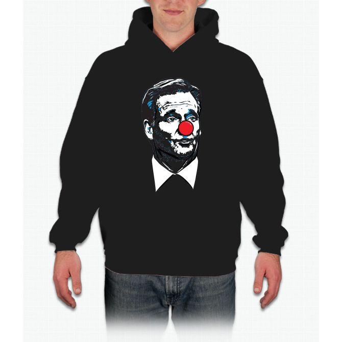 Matt Patricia Clown Shirt Hoodie