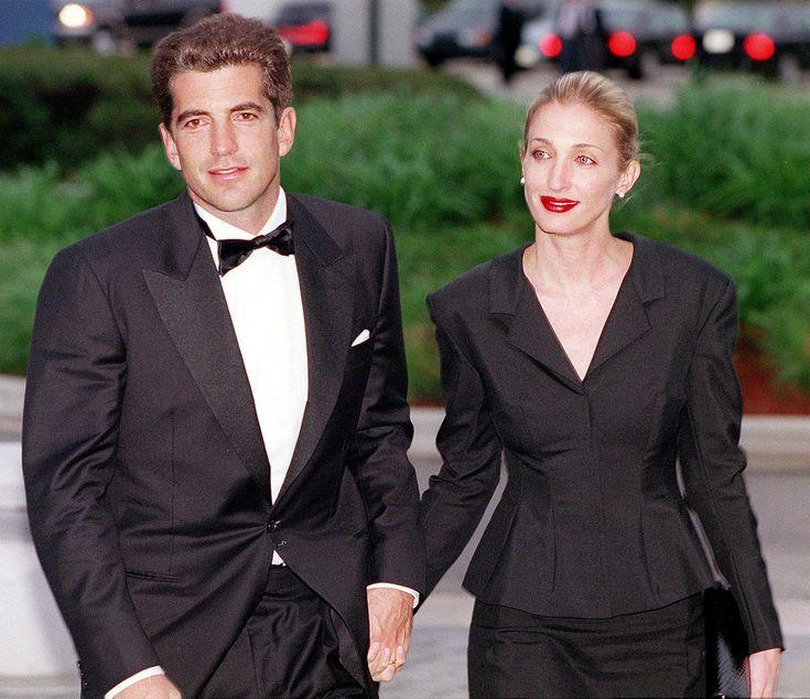 JFK Jr. & Carolyn Bessette Kennedy, 1999