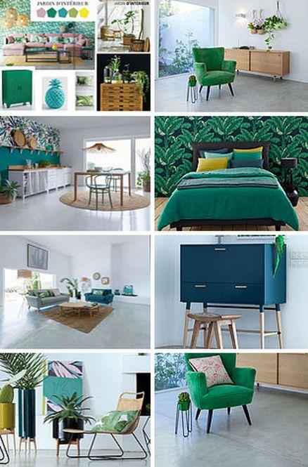 Les 25 meilleures id es concernant salle de bain tropicale for Decoration maison tropicale