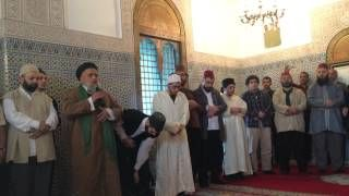 Molla İdris Zikir (2015 FEZ) Eyyüp Fatih Nurullah Efendi Hazretleri   Nurani Radyo Tv izle dinle Halveti uşşaki Fatih Nesli