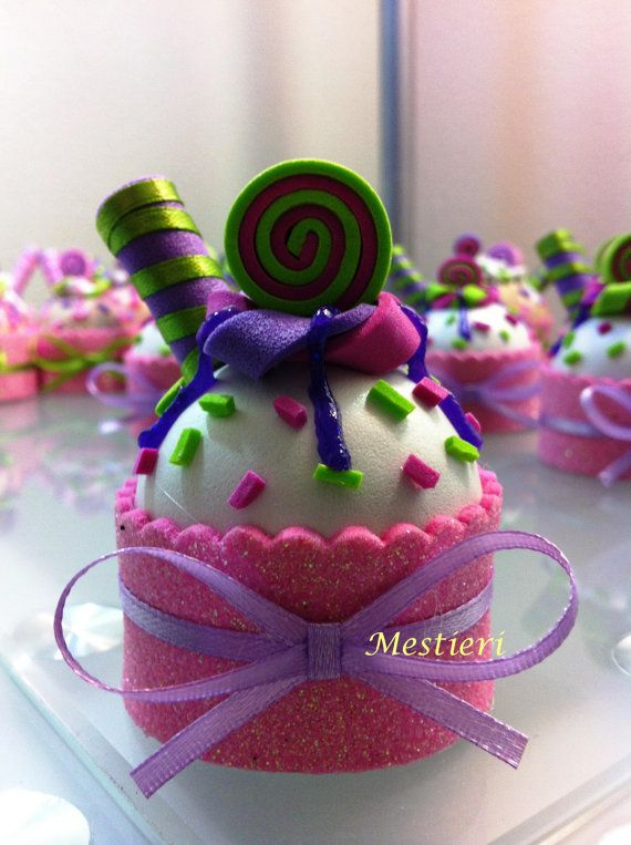 Cupcake by Mestieri on Etsy