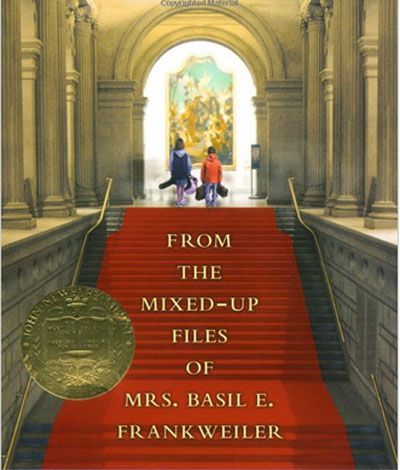 10 Life Lessons from the Mixed-Up Files of Mrs. Basil E. Frankweiler