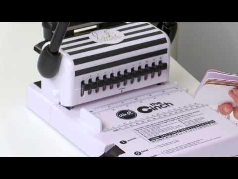 heidi swapp cinch machine