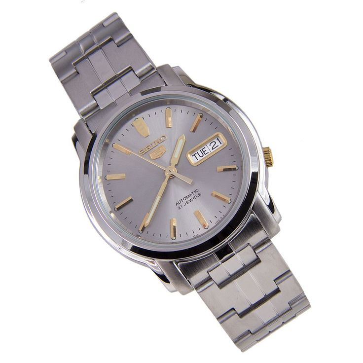 A-Watches.com - Seiko 5 automatic SNKK67K1, S$100.22 (http://www.a-watches.com/seiko-5-sports-automatic-watch-snkk67k1/)